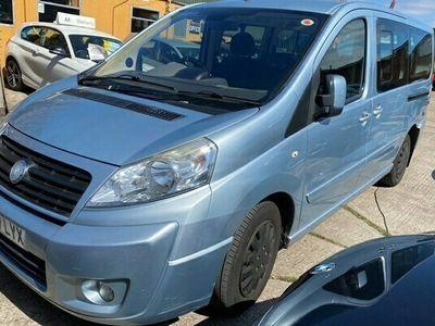 used Fiat Scudo 2.0 JTD MultiJet L1H1 STD Combi 5dr (SWB, 8 Seats)