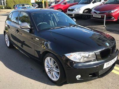 used BMW 120 1-Series Hatchback d M Sport 5d (07)