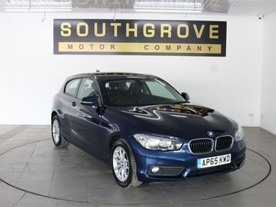 used BMW 118 1 Series 1.5 i SE 3d