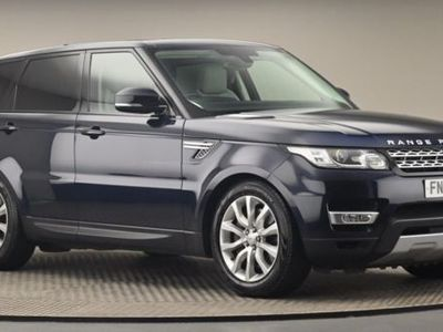 used Land Rover Range Rover Sport 3.0 SD V6 HSE CommandShift 2 4X4 (s/s) 5dr 20'S