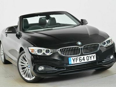 used BMW 430 4 Series 3.0 d Luxury Auto 2dr