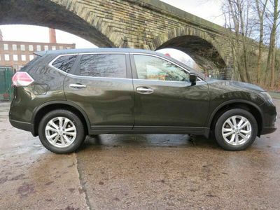 used Nissan X-Trail 1.6 DCI ACENTA XTRONIC 5d 130 BHP ++FREE DELIVERY UP TO 20 MILES++