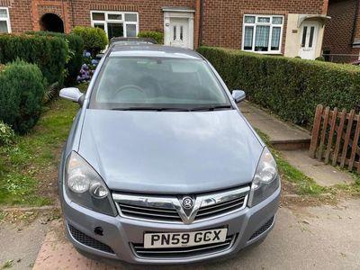 used Vauxhall Astra 1.6 i 16v Life 5dr