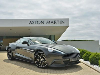 used Aston Martin Vanquish Coupe 6.0