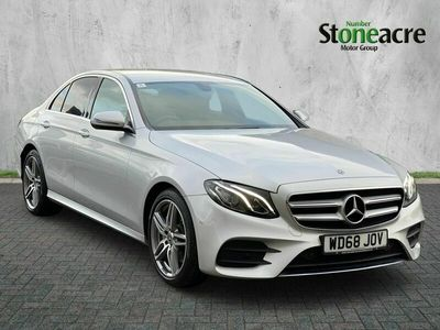 used Mercedes E200 E-CLASSAMG LINE 2.0 E200 AMG Line Saloon 4dr Petrol G-Tronic+ (s/s) (184 ps)