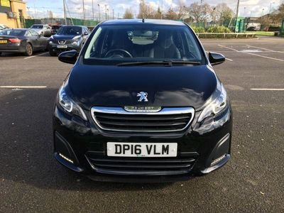 used Peugeot 108 1.0 VTi Active 5dr