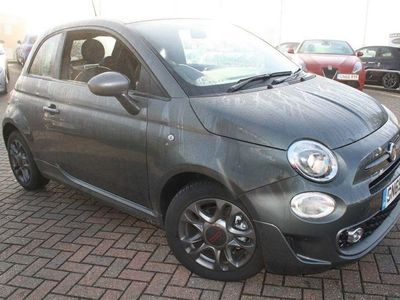 used Fiat 500 0.9 TwinAir S (s/s) 3dr Hatchback