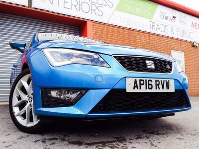 used Seat Leon 2.0 TDI FR (Tech Pack) (s/s) 5dr