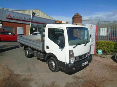used Nissan Cabstar NT4002.5 dCi 34.12 L1 2dr