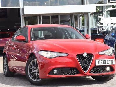 used Alfa Romeo Giulia 2.2TD (180bhp) Super (s/s) 4dr