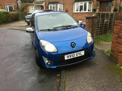 used Renault Twingo 1.2 TCe GT 3dr
