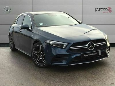 used Mercedes A35 AMG A-Class4Matic Premium Plus 5dr Auto