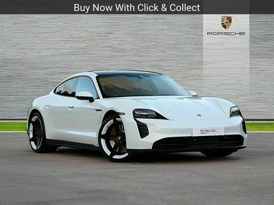 used Porsche Taycan SALOON 420kW 4S 93kWh 4dr Auto 5 Seat