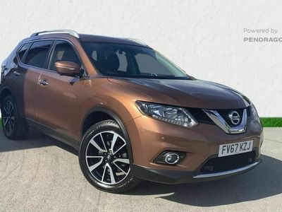 used Nissan X-Trail 2.0 dCi N-Vision SE 5dr 4WD Xtronic [7 Seat]