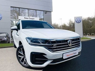 used VW Touareg 3.0 TDI SCR 286PS 4MOTION R-Line 5dr