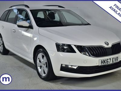 used Skoda Octavia 1.6 TDI CR SE Technology (s/s) 5dr