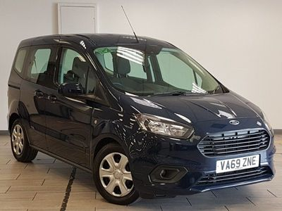 used Ford Tourneo 1.5 TDCi Zetec 5dr, 2020 (69)