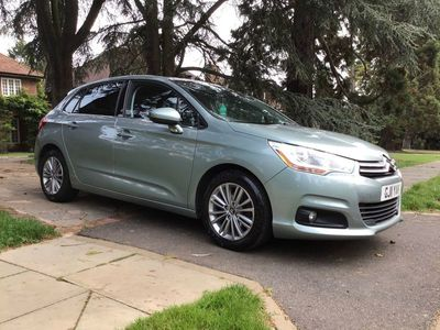 used Citroën C4 1.6 e-HDi Airdream VTR+ EGS6 5dr