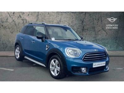 used Mini Cooper D Countryman 2.0 5dr