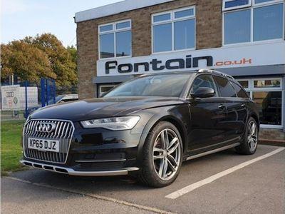 used Audi A6 Allroad Allroad 2015