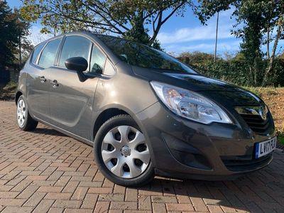 used Vauxhall Meriva 1.4 i 16v Turbo Club 5dr
