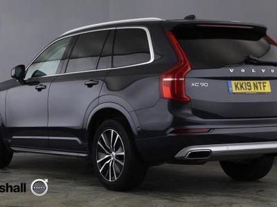 used Volvo XC90 2.0 T5 [250] Momentum Pro 5dr AWD Gtron Estate 2019