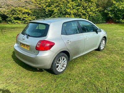 used Toyota Auris 1.6 V-Matic TR 5dr [6]