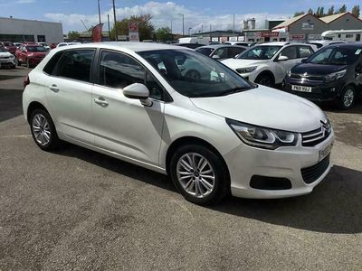 used Citroën C4 1.6 BlueHDi Feel 5dr