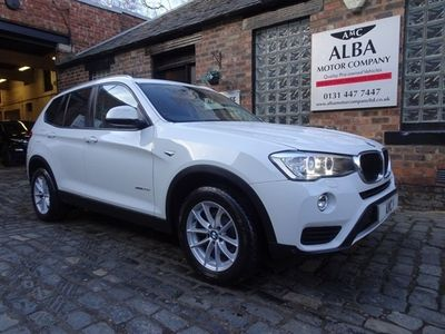 used BMW X3 2.0 XDRIVE20D SE 5d 188 BHP