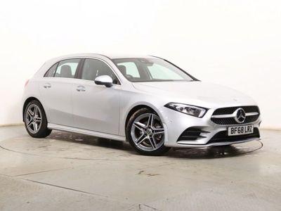used Mercedes A200 A-ClassAmg Line Premium 5Dr Auto