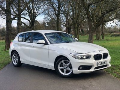 used BMW 118 1 Series 1.5 i GPF SE Sports Hatch (s/s) 5dr