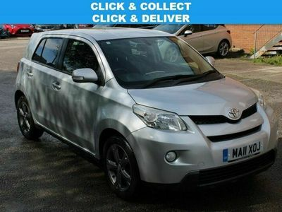 used Toyota Urban Cruiser 1.33 VVT-i