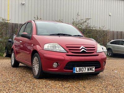 used Citroën C3 1.6 i 16v Exclusive Hatchback 5dr Petrol SensoDrive (148 g/km, 110 bhp)