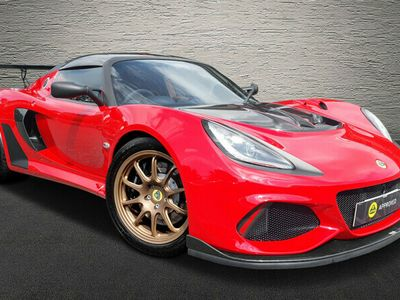 used Lotus Exige 3.5 V6 430 Cup 2dr