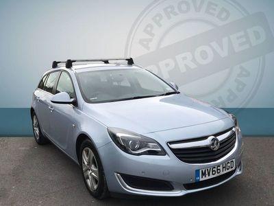 used Vauxhall Insignia 1.6cdti Design Nav 5 Dr Est