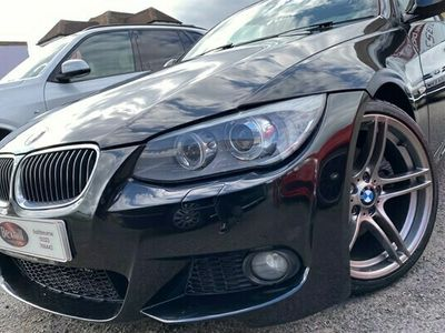 used BMW 325 3 Series d M Sport 2dr Step Auto