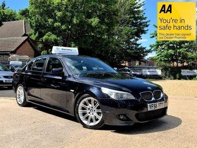 used BMW 1M 5 SERIES 2.5 525I M SPORT 4d 215 BHPMOT + 6m Warranty!