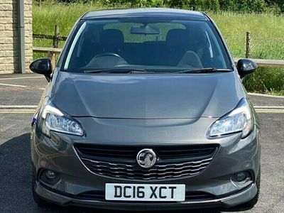 used Vauxhall Corsa Hatchback 1.4 (75bhp) Limited Edition 3d