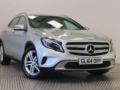 used Mercedes GLA200 GLACDI SE PREMIUM 2.2 5dr