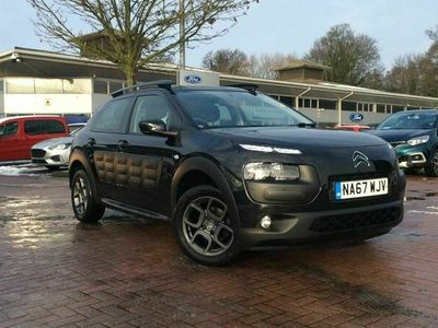 used Citroën C4 Cactus 1.6 BlueHDi Feel 5dr [non Start Stop]