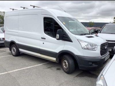 used Ford Transit L2 H2 3.5T 2.2, 2014, Van, 105374 miles.