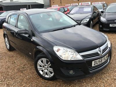 used Vauxhall Astra 1.9 CDTi Design 5dr