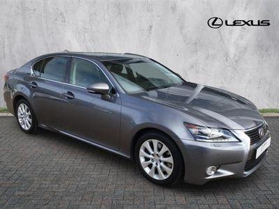 used Lexus GS300h 2.5 SE 4dr CVT