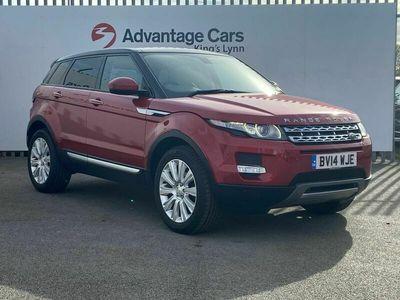 used Land Rover Range Rover evoque 2.2 ED4 Prestige 2WD 5dr