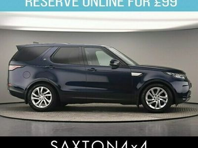 used Land Rover Discovery 3.0 TD V6 HSE Auto 4WD (s/s) 5dr