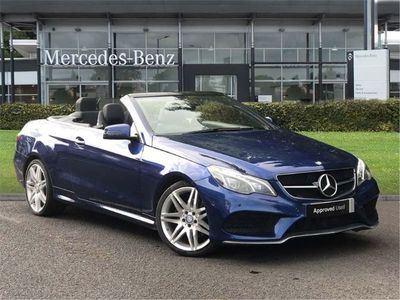 used Mercedes E350 E ClassAMG Line Edition 2dr 9G-Tronic 3.0