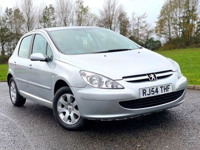 used Peugeot 307 1.6 S 16V [AC] 5dr Auto