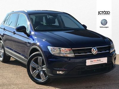 used VW Tiguan Tiguan5Dr 2.0 TDI (150ps) Match SCR 4Motion 2019