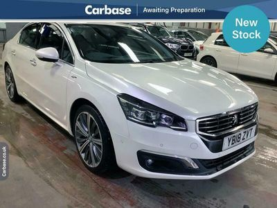 used Peugeot 508 2.0 BlueHDi GT Auto (s/s) 4dr