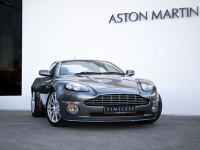 used Aston Martin Vanquish S Coupe 6.0